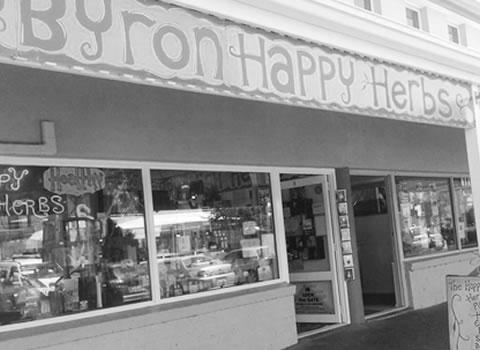 Happy Herb Byron Bay - Happy Herb Shop