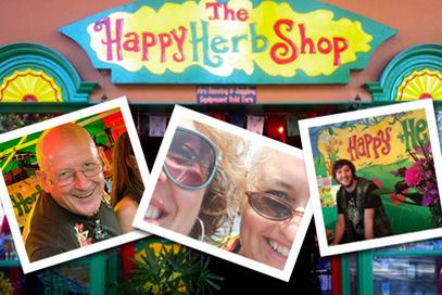 Happy Herb Shop - The Happy Herb Shop
