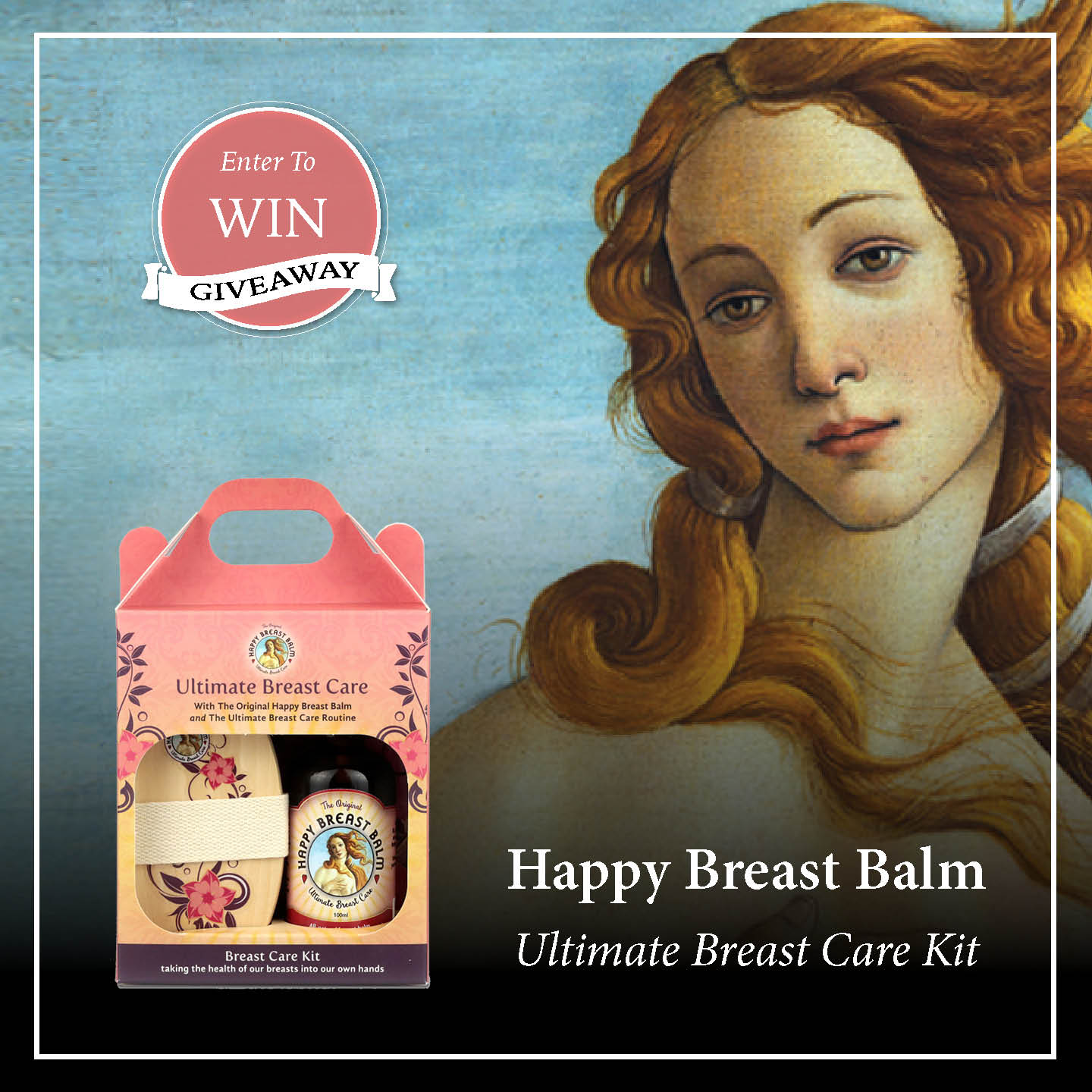 happy breast balm; breast cancer awareness; breast care